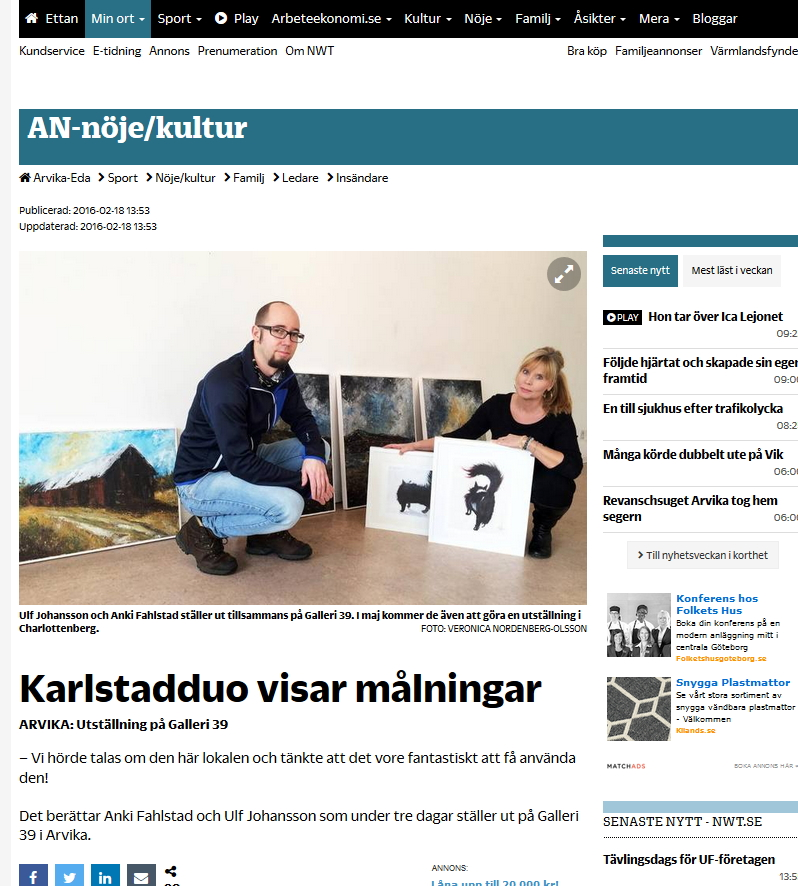 Arvika Nyheter